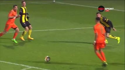 Петрос Бумал заби трети гол във вратата на Ботев Пловдив