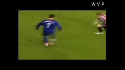Финтовете На Cristiano Ronaldo
