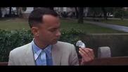 Tом Ханкс във Форест Гъмп - Бг Аудио ( Високо Качество ) Част 1 (1994)