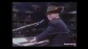 Elton John - I Dont Wanna Go On With You LikeThat  /Live/