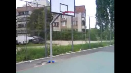 Reverse dunk