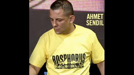 Ahmet Sendil ft. Naidre York - Open Up (dogukan Ires remix)