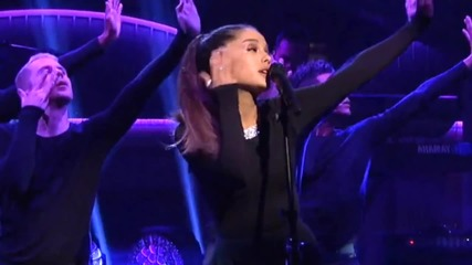 Ariana Grande - Be Alright (live Hd Performance) Snl