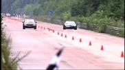 Cl65 Amg vs Corvette Z06