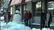 Страшният снежен човек! Еп. 2