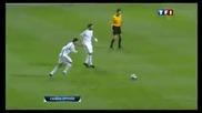 Кристиано Роналдо вкарва гол!!!