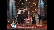 Жана Бергендорф X Factor Bg 2013 - Fergie - A Little Party Never Killed Nobody (all We Got)