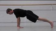 Гимнастическа тренировка за начинаещи, фаза 3- сряда и събота