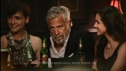 Dos Equis Most Interesting Man in the World On Speed Dating
