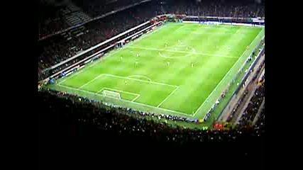 Милан - Арсенал - Тифози 4