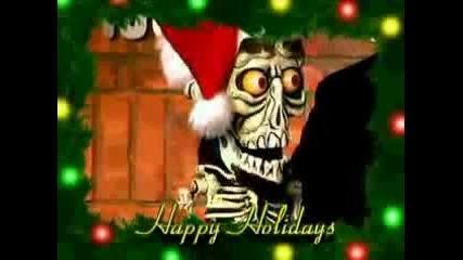 Коледно Изпълнение На Ахмед Мъртвия Терорист - Jingle Bombs (Много СМЯХ)