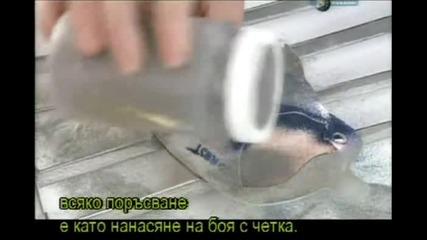 Как се прави - Фигурки със стъклен емайл - S12e13 - с Бг субтитри