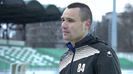 Генев: Бе важно да вземем 3 точки, особено след мача със Славия