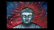 Space buddha-real world