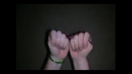 Daft Hands - Harder,  Better,  Faster,  Stronger