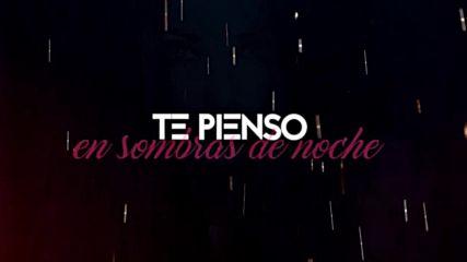 Anahi - Amnesia Lyrics Video