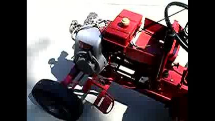 Wheelhorse 607 Lawn Mower