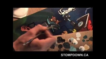 Graffiti #172 - Crave Canvas - Sdk