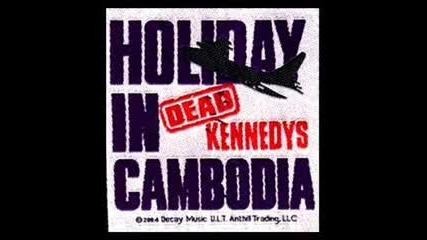 holyday in cambodia orginal song