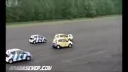 Топ Геар - Футбол с колите