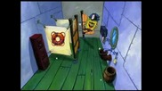 Sponge bob - Slipknot Before I Forget