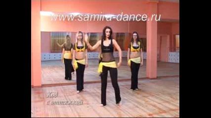 Урок 4 по bally dance