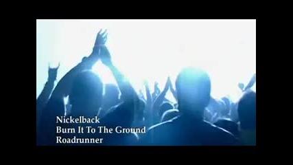 Превод * Nickelback - Burn It To The Ground