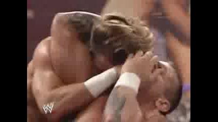 Wwe Shawn Michaels Vs Randy Orten - Judgment Day