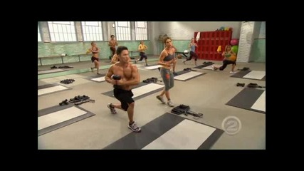 Jillian Michaels - Body Revolutions: Workout 2 for Phase 1