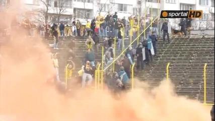 Безредици по време на Ботев - Левски