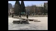 Lek Sk8 i Bike na Prolet Ndk/скейт пред Ндк/existereo/freelife.bg
