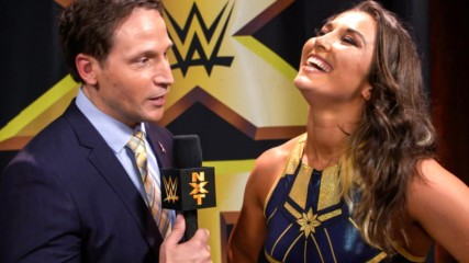 Tegan Nox wants to prove herself: WWE.com Exclusive, Oct. 16, 2019