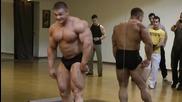 Alexey Lesukov Posing Practice 2011 Fibo