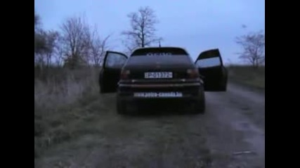 Opel Astra 2.0 Gsi Turbo