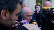 Switzerland: CAS hearing on Platini ban 'fair' - Blatter after giving evidence