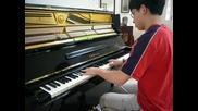 Дете На 12 години свири невероятно Fort Minor - Remember the Name на пиано