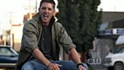 Supernatural-dean Singing Eye Of The Tiger