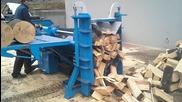 Как да си нарежеш дървата за зимата