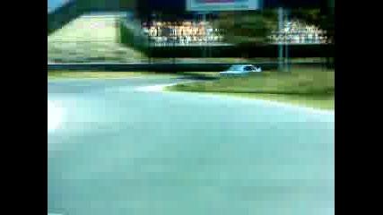 Една обиколка с Bmw M3 E30 :)