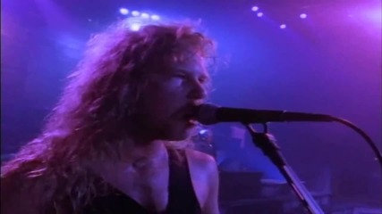 / Titus / Metallica - The four horsemen [ live in Seattle 1989 ]
