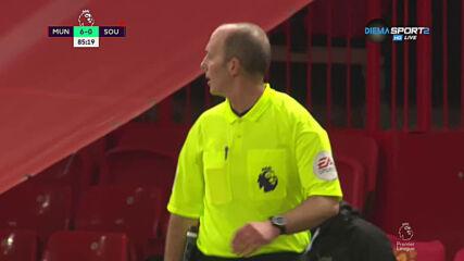 Манчестър Юнайтед - Саутхямптън 9:0/репортаж/