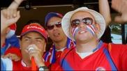 Настроението сред феновете преди Уругвай – Коста Рика