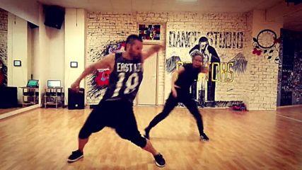 192. Tyga - Cash Money хореография