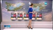 Прогноза за времето (18.05.2015 - сутрешна)
