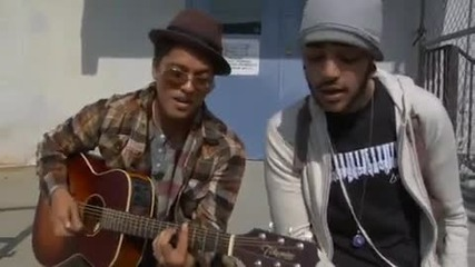 Travie Mccoy Billionaire ft. Bruno Mars (live Acoustic)