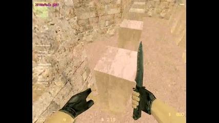Marazz in Jump Video
