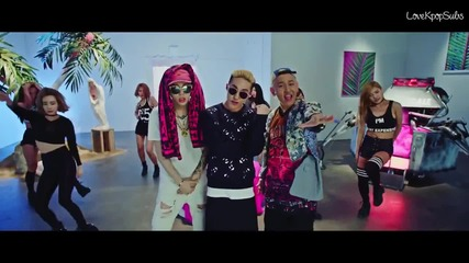 [mv/hd] Crush ft. Zico & Zion.t – Oasis [english Subs, Romanization & Hangul]