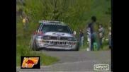 Eдна Автомобилна  Легенда - Lancia Delta  Integrale- HF - EVO