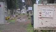 Chile: 'Fear the living not the dead' - cemetery caretaker living amid graves