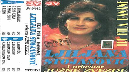 Ljiljana Stojanovic-_-tri kila banane (1994)